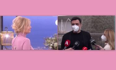 Φαίη Σκορδά: Βούρκωσε με τις δηλώσεις της Μπαλατσινού: «Ανατρίχιασα»