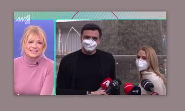 Η επικοινωνία της Σκορδά με την Τζένη Μπαλατσινού και η αποκάλυψη