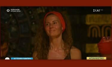 Survivor: Οι πρώτες δηλώσεις της Λάμπρη μετά την αποχώρηση – Αυτούς τους παίκτες «δίνει στεγνά»!
