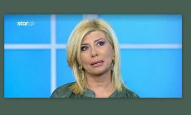 Ζήνα Κουτσελίνη: Λύγισε on air - Ραγίζει καρδιές το γράμμα που δεν έστειλε ποτέ στη μάνα της