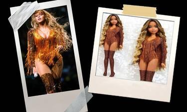 Beyonce: Έγινε κούκλα με δημιουργία του Βρεττού Βρεττάκου
