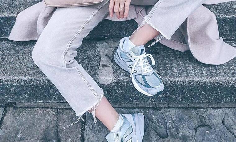 10 sneakers που θα απογειώσουν ακόμη και το πιο απλό ντύσιμό σου
