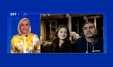 Eurovision 2021: Stefania-Κοντόπουλος: Οι πρώτες δηλώσεις από Ρότερνταμ-Η αποκάλυψη για το τραγούδι