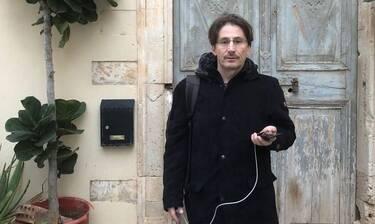 Δημήτρης Τάρλοου: Περιγράφει πως γίνεται μια live streaming παράσταση στο θέατρο!