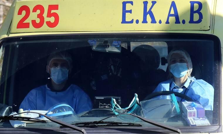 Κρούσματα σήμερα: 599 νέα ανακοίνωσε ο ΕΟΔΥ - 33 θάνατοι σε 24 ώρες, στους 328 οι διασωληνωμένοι