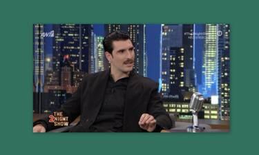 The 2Night Show: Δεν φαντάζεστε τι δουλειά κάνουν τα αδέρφια του Γεροντιδάκη