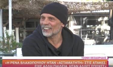 Τζώνυ Θεοδωρίδης: Μιλάει για την εμπειρία του που έγινε ξανά μπαμπάς μετά από 25 χρόνια!