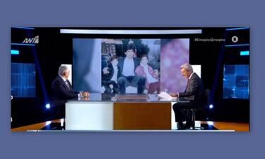 Παναγιώτης Γιαννάκης: Η σπάνια εξομολόγηση για την οικογένειά του - Δείτε τα παιδιά του!