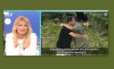 Αυτός είναι ο πραγματικός λόγος που ο Γιώργος Λιανός επιστρέφει στην Ελλάδα και δεν είναι το Voice