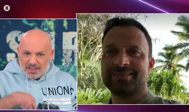 Καλό Μεσημεράκι: Ο Γιώργος Λιανός στην εκπομπή του Μουτσινά απευθείας από Άγιο Δομίνικο