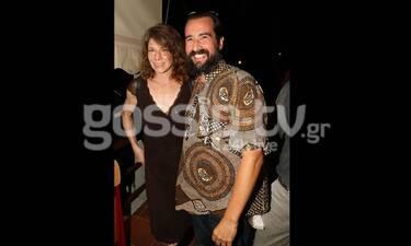 Τάσος Νούσιας: Αυτή είναι η γυναίκα του – Ο κεραυνοβόλος έρωτας και ο γάμος που δεν έγινε