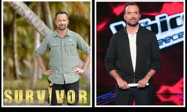 Λιανός: Το φαινόμενο της σεζόν! Πώς κατάφερε να έχουν ταυτόχρονα επιτυχία Survivor-The Voice;