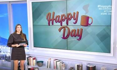 Happy Day: Η Σταματίνα αποκάλυψε on air τo παράπονo που της έκανε η κόρη της!