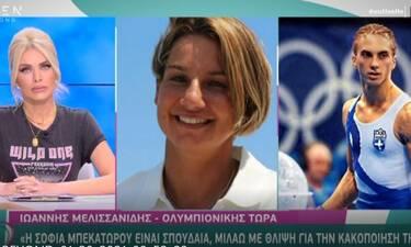 Μελισσανίδης για Μπεκατώρου: «Σεβασμό και αγάπη στα κορίτσια που μίλησαν ανοιχτά»