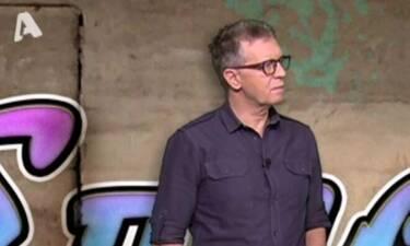 Σαββιδάκης: Αποκάλυψε ποιον τηλεοπτικό ρόλο απέρριψε και τον πήρε παρουσιαστής πρώτης γραμμής
