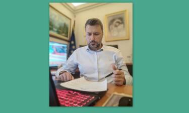 Γιάννης Καλλιάνος: Η εγκυμοσύνη της συζύγου του και οι πρώτες δυσκολίες