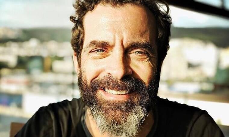 Κωνσταντίνος Μαρκουλάκης: «Το θέατρο είναι αθλητισμός»