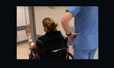 Στο νοσοκομείο πασίγνωστη ηθοποιός! Οι αφόρητοι πόνοι και το ποστ στο Instagram