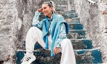 Αθηνά Οικονομάκου: Έτσι έχει διακοσμήσει το σπίτι της η ηθοποιός!