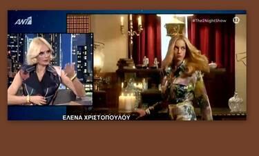 Χριστοπούλου: Μιλά πρώτη φορά για την αντικατάστασή της από την Δούκισσα Νομικού στο Super Makeover