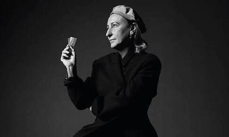 Miuccia Prada:«Στο τέλος της πανδημίας θα είμαστε πιο πρόθυμοι να ξαναζήσουμε τις ζωές μας»