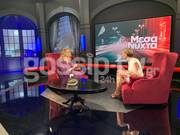 Μεσάνυχτα: Backstage στο γύρισμα της Ελεονώρας Μελέτη με την Λένα Παπαρρηγοπούλου