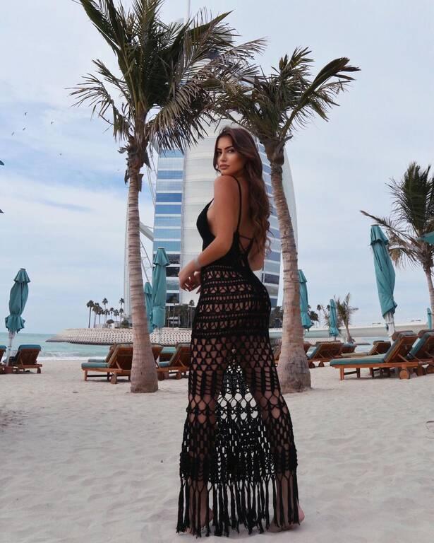 My Style Rocks: Αναστάτωσε το instagram η πρώην παίκτρια! Οι σέξι πόζες στο Ντουμπάι