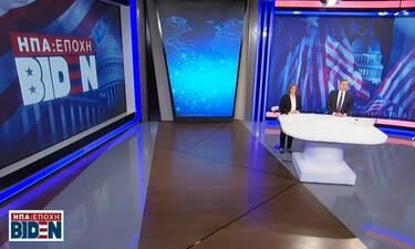Η ορκωμοσία Τζο Μπάιντεν εκτίναξε την τηλεθέαση της ΕΡΤ