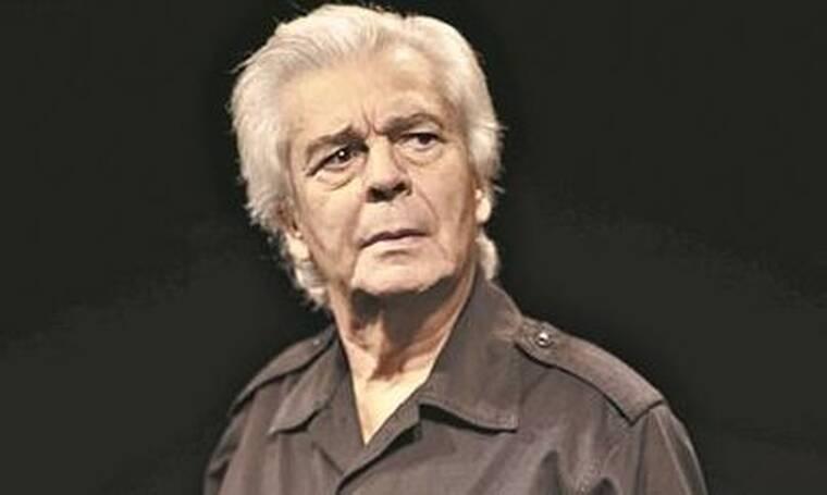 Γιάννης Μόρτζος: «Το θέατρο αυτήν τη στιγμή βρίσκεται σε χειμερία νάρκη»
