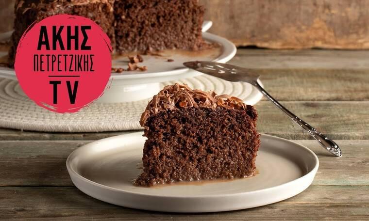 Μοναδικό κέικ tres leches από τον Άκη Πετρετζίκη