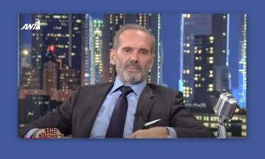 Κωστόπουλος: Η μάχη με την κατάθλιψη,  η χρεοκοπία και το ταξίδι στο Ντουμπάι