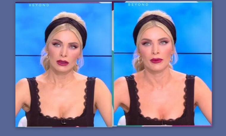 Λύγισε η Κατερίνα Καινούργιου! Η ανατριχιαστική περιγραφή της on air!