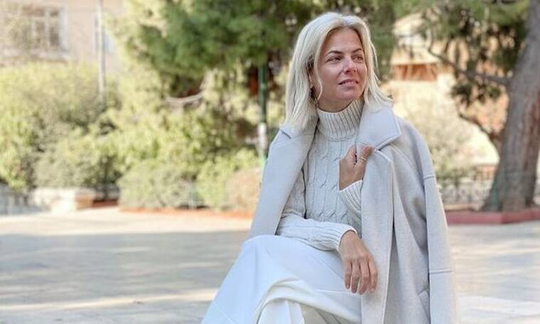 Χριστίνα Κοντοβά: Είδαμε το σπίτι της και… μείναμε! Ένας μικρός  παράδεισος