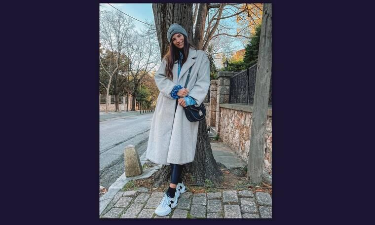Χριστίνα Μπόμπα: Δες τη να κάνει γυμναστική στους πρώτους μήνες της εγκυμοσύνης της