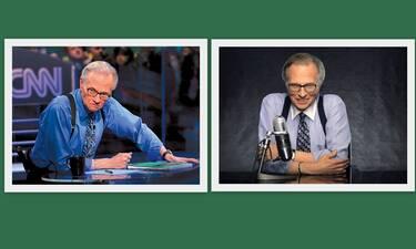 Larry King: Το ντεμπούτο στο CNN, οι 40.000 συνεντεύξεις και η μάχη με τον κορονοϊό