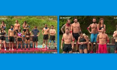 Survivor: Αυτή είναι η ομάδα που κέρδισε το έπαθλο μετά τον ερχομό των νέων παικτριών