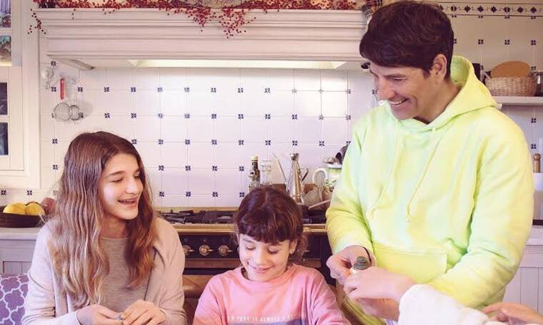 Σάκης Ρουβάς: Η φώτο που δημοσίευσε με την κόρη του είναι το κάτι άλλο