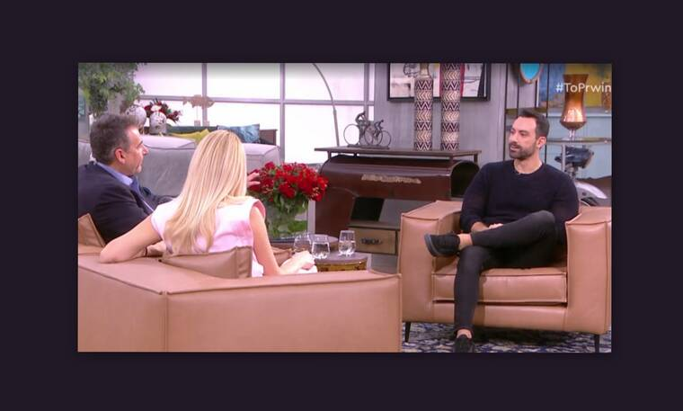 Σάκης Τανιμανίδης: Είναι επίσημο! Αυτή την εκπομπή θα παρουσιάζει στον Ant1