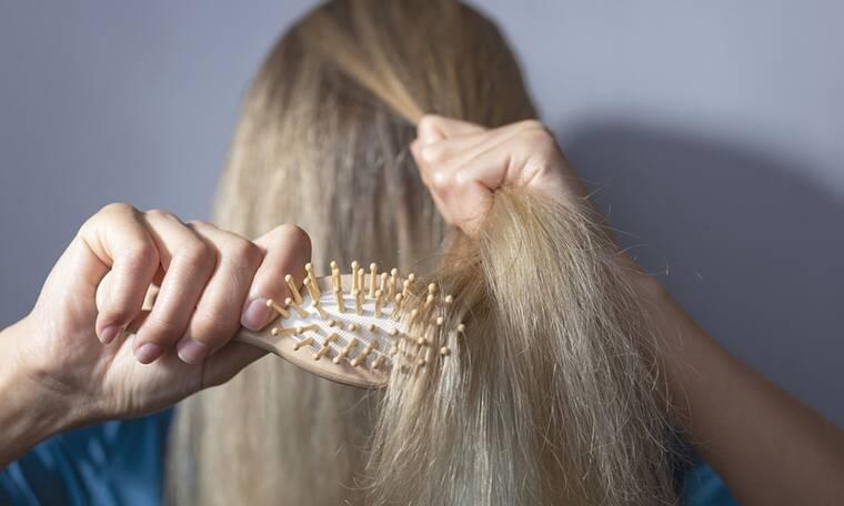 Ξηρά μαλλιά: Ποιες είναι οι πιθανές αιτίες και τι μπορείτε να κάνετε (εικόνες)