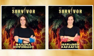 Survivor: Όλα όσα δεν γνωρίζετε για τις δύο νέες παίκτριες!