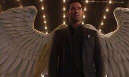Γιατί μόνο τα φτερά του Lucifer είναι λευκά;