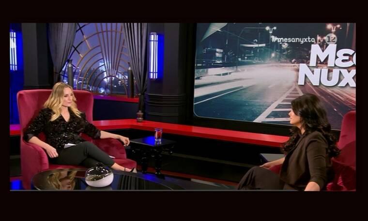 Μεσάνυχτα: Μαρία Κορινθίου: «Γνωρίζω ποιες γυναίκες έχει παρενοχλήσει σεξουαλικά ο γνωστός ηθοποιός»