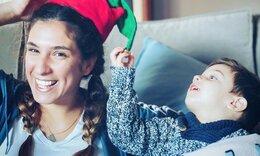 Αντιγόνη Ψυχράμη: Η νέα selfie με τον γιο της είναι υπέροχη (pics)