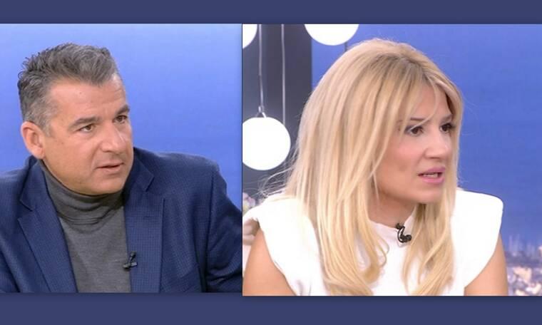 Σκορδά-Λιάγκας: «Έρχονται κι άλλες καταγγελίες. Γνωρίζουμε ποιος είναι. Εγώ έπεσα από τα σύννεφα»