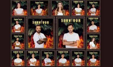 Survivor: Πώς ήταν και πώς έγιναν οι παίκτες στον Άγιο Δομίνικο!