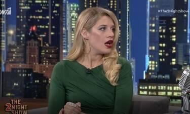 Τζένη Θεωνά: Το ατύχημα με τη μηχανή και η ατάκα του Αρναούτογλου που την άφησε με το στόμα ανοιχτό!