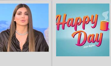 Αποχώρηση «βόμβα» από το Happy Day – Η ανακοίνωση της Τσιμτσιλή