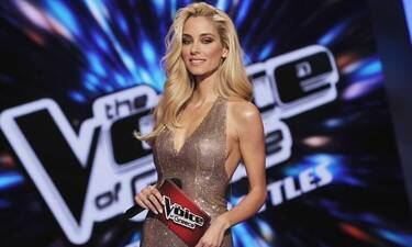 The Voice: Η Δούκισσα Νομικού επέστρεψε στην TV με δημιουργία της Celia Kritharioti