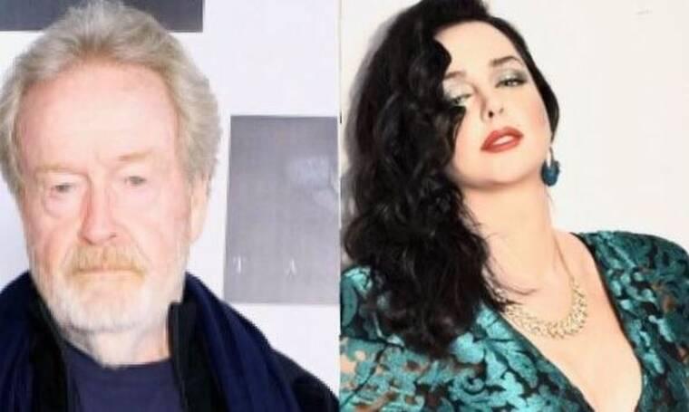 Δέσποινα Μοίρου: Υποψήφια για oscar στο πλευρό του οσκαρικού σκηνοθέτη Ridley Scott