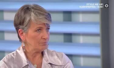Λουκία Παπαδάκη: «Είχα ρίξει σφαλιάρα σε σκηνοθέτη»